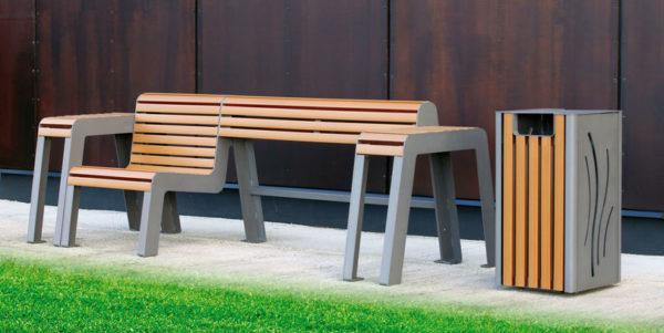 Design mobilier urbain : pourquoi est-ce important?