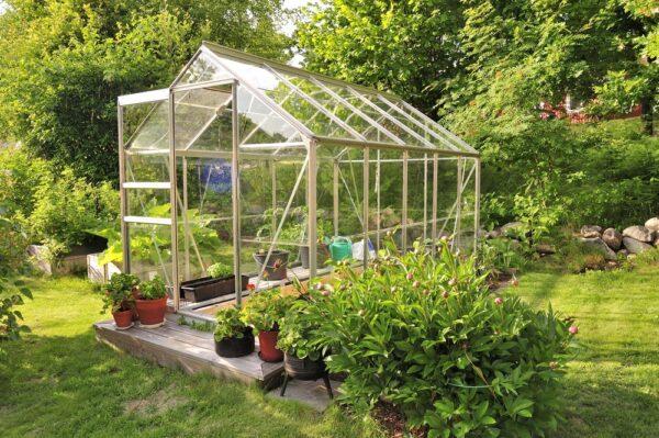 Comment choisir une serre pour le jardin ?